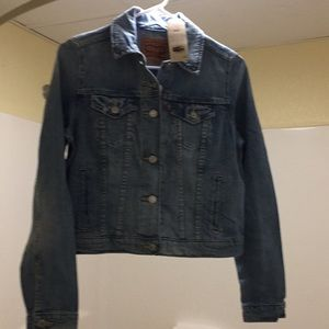 Levi's Denim Jacket Size medium